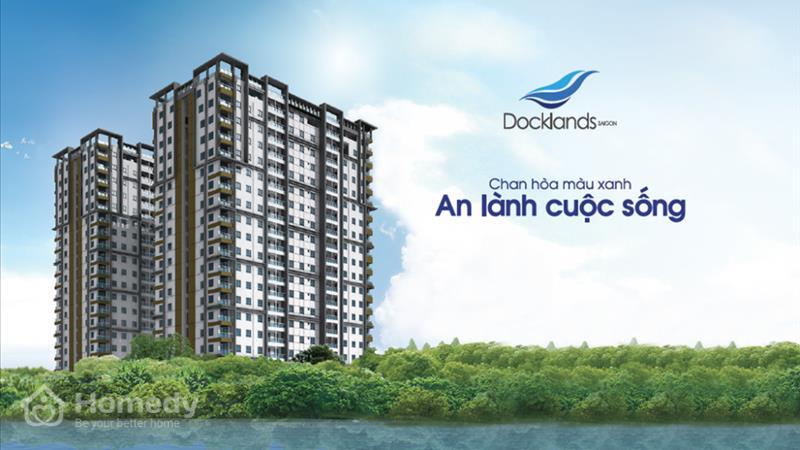 Dự án Docklands Sài Gòn TP Hồ Chí Minh - ảnh giới thiệu