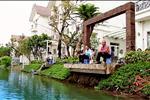 Hầu hết các tòa nhà đều được thiết kế có mặt tiền hướng thủy đem đến cho bạn và gia đình một không khí thoáng mát vào mùa hè.