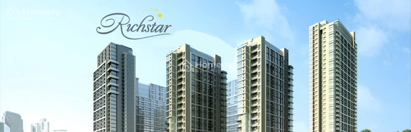 Khu II - Khu căn hộ Richstar