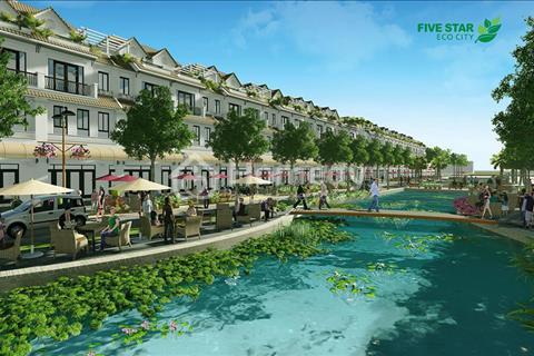 Khu đô Thị Five Star Eco City