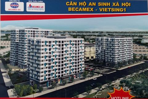 Khu nhà ở xã hội Becamex - Khu đô thị VietSing