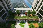 Căn hộ được xây dựng với diện tích 9,924 m2, bao gồm 2 block nhà, 648 căn hộ, sẽ mang đến không gian sống lý tưởng cho bạn và gia đình.
