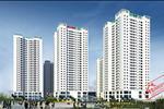 Phối cảnh tổng thể dự án Green Stars - Thành phố Giao Lưu
