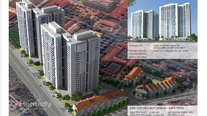 Dự án Viện 103 - Khu đô thị mới Văn Quán Hà Nội - ảnh giới thiệu