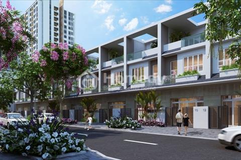 Khu nhà phố  - Khu dân cư Him Lam Phú Đông