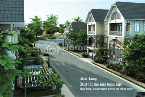 Khu biệt thự Kim Long