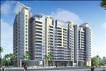 Căn hộ được xây dựng trên diện tích 9184 m2, bao gồm 399 căn hộ, 123 cao ốc, đáp ứng đa dạng nhu cầu của khách hàng.