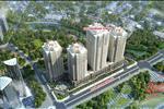 Chung cư The Pride gồm 4 tòa nhà: CT1, CT2, CT4 và HP Landmark Tower.