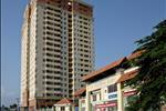 """Khu căn hộ Hoàng Kim Thế Gia nằm tại Quận Bình Tân, cùng với sân bay và trung tâm Quận 1 cấu thành """"Tam giác Hoàng Kim"""" của thành phố."""