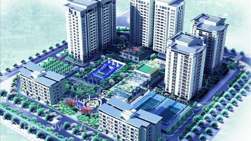 Dự án Green House Việt Hưng - Khu đô thị Việt Hưng Hà Nội - ảnh giới thiệu