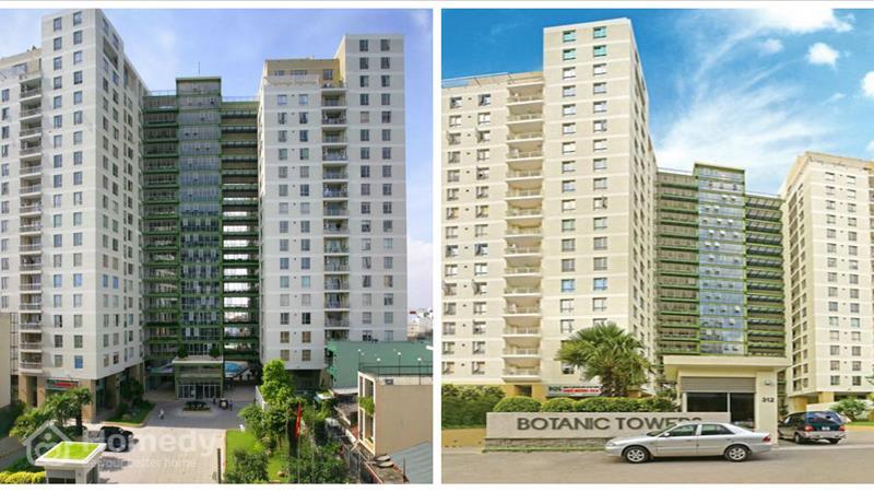 Dự án Botanic Towers - ảnh giới thiệu