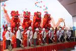 Sáng ngày 07/10/2015, Tập đoàn Novaland tưng bừng tổ chức lễ động thổ căn hộ Newton Residence tại Quận phú Nhuận.