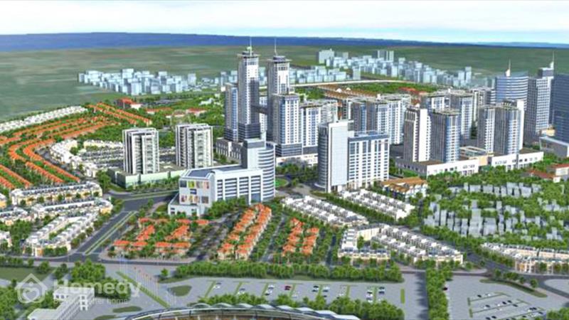 Dự án Khu đô thị Tây Hồ Tây - Starlake Hà Nội Hà Nội - ảnh giới thiệu