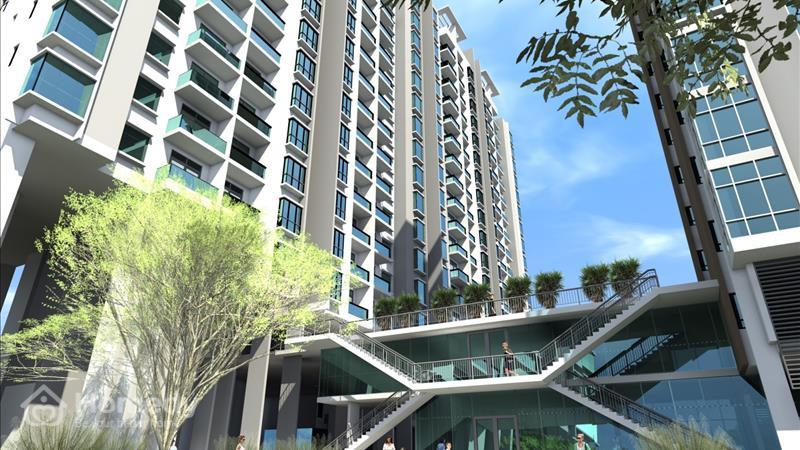 Dự án Satra Citiland Plaza TP Hồ Chí Minh - ảnh giới thiệu