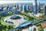 Dự án duy nhất tập trung 8 Sở tại Hà Nội như: Sở Xây Dựng, Sở Giao Thông, Sở Kế Hoạch đầu tư... hứa hẹn trở thành trung tâm kinh tế mới.