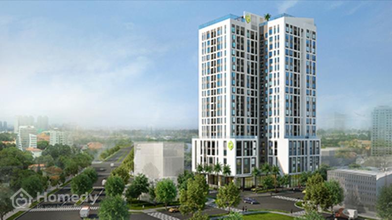 Dự án Newton Residence TP Hồ Chí Minh - ảnh giới thiệu