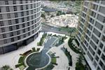 Điểm nhấn của Saigon Airport Plaza là khu công viên nhạc nước nằm ngay trung tâm Khu phức hợp.