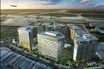 Khu phức hợp Saigon Airport Plaza gồm 5 tòa nhà cao 14 tầng với vị trí đắc địa ngay gần sân bay Quốc tế Tân Sơn Nhất.