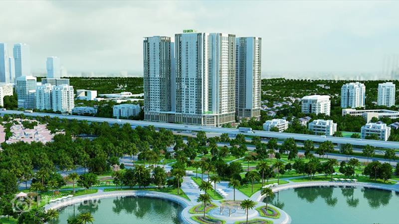Dự án Eco Green City Hà Nội - ảnh giới thiệu