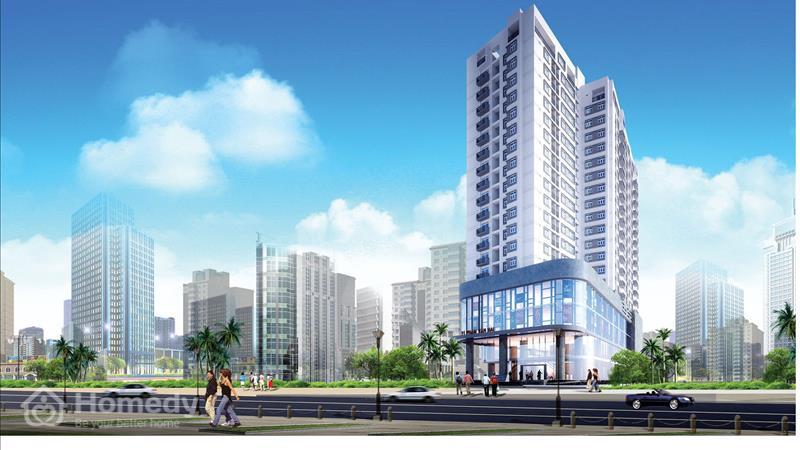 Dự án Central Plaza - 91 Phạm Văn Hai - ảnh giới thiệu