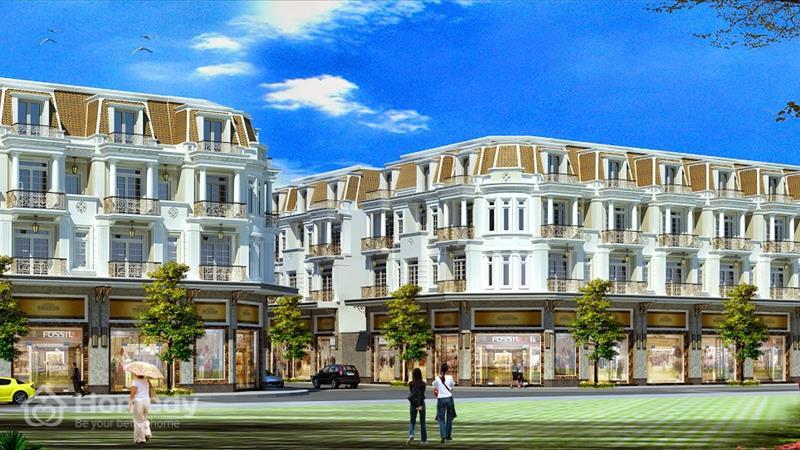 Dự án Khu dân cư Cityland Center Hills Z751 - ảnh giới thiệu