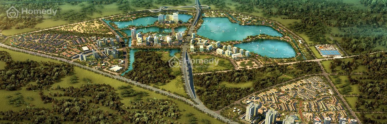 ST4 Camellia Homes - Khu đô thị Gamuda City