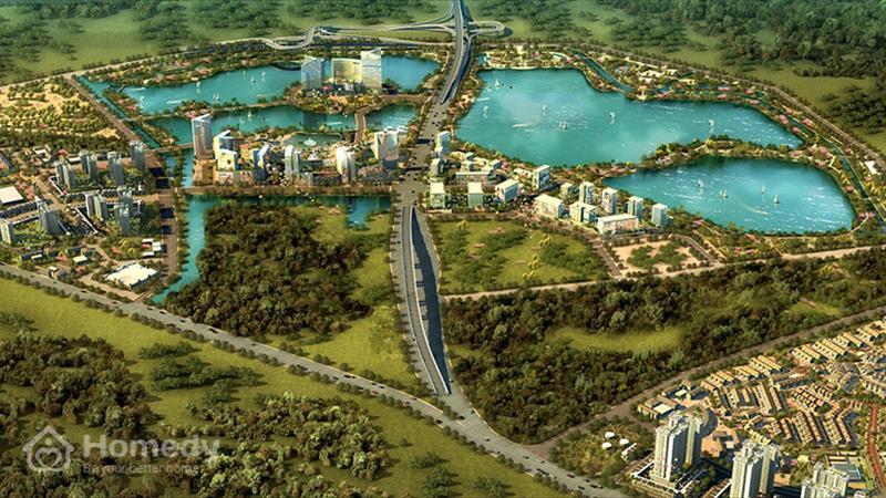 Dự án Khu đô thị Gamuda Gardens - Khu đô thị Gamuda City Hà Nội - ảnh giới thiệu