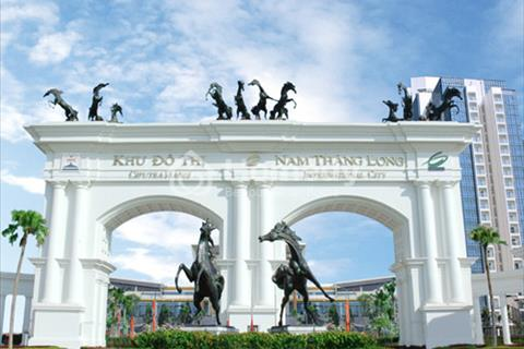 Khu đô thị Nam Thăng Long - Ciputra