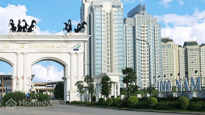 Dự án Khu đô thị Nam Thăng Long - Ciputra Hà Nội - ảnh giới thiệu