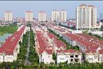 Phối cảnh tổng thể của khu biệt thự tại khu đô thị Citputra