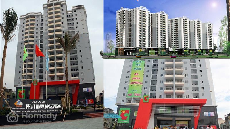 Dự án Phú Thạnh Apartment - ảnh giới thiệu