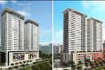 Phối cảnh tổng thể của chung cư Times Tower – HACC1 Complex Building