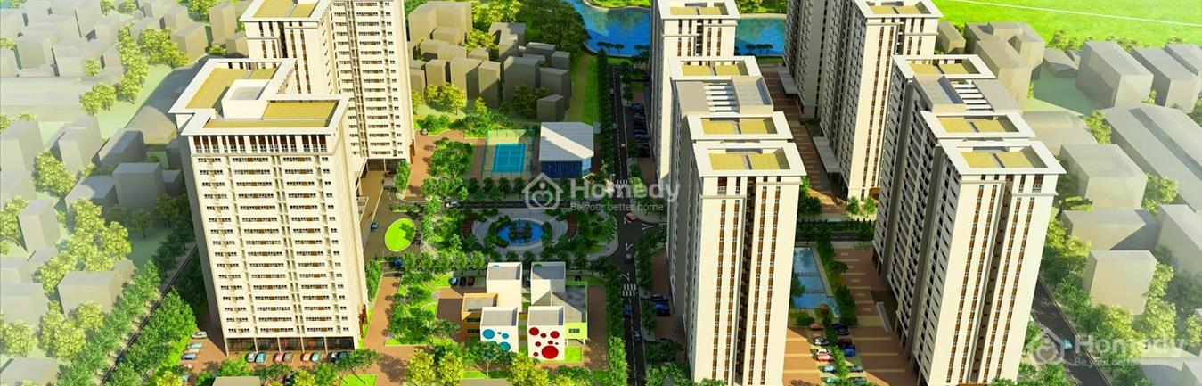 Tòa V1 - Nhà ở xã hội Phú Lãm (The Vesta)