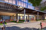 Đại sảnh trung tâm thương mại của Five Star Garden gây ấn tượng cho quý khách bởi sự sang trọng và hiện đại.