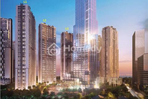 Tòa Landmark 1 - Khu đô thị Vinhomes Central Park (Vinhomes Tân Cảng)