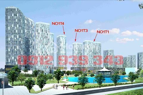 Tòa N01 - T3  - Khu đô thị Ngoại Giao Đoàn