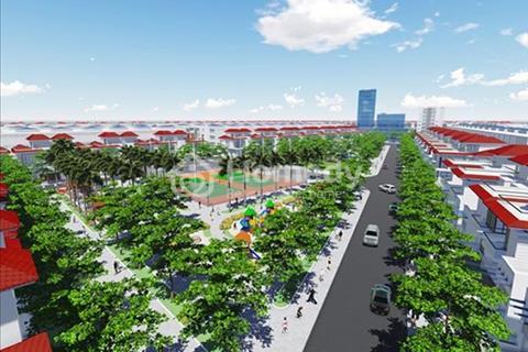 Khu biệt thự Ruby Villas - Khu đô thị Green City