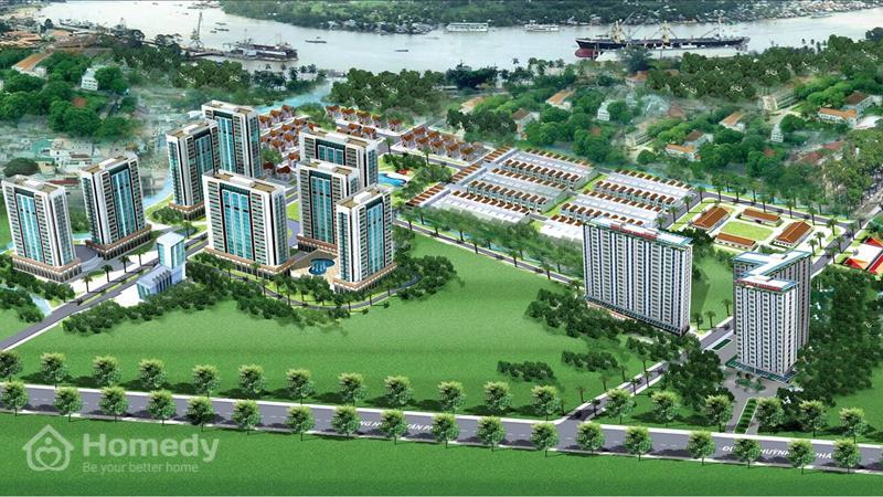 Dự án Anh Tuấn Apartment - ảnh giới thiệu