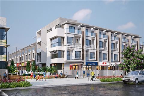 Khu nhà phố kinh doanh Gold House Shop - Khu đô thị Green City