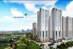 Từ căn hộ Block A1, chủ nhân có thể nhìn toàn cảnh trung tâm Quận 1 và khu đô thị Phú Mỹ Hưng.