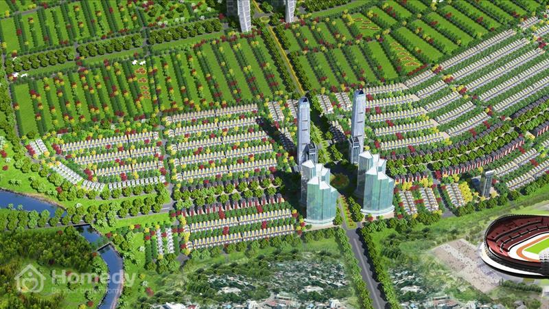 Dự án Khu đô thị Nam cầu Nguyễn Tri Phương Đà Nẵng - ảnh giới thiệu