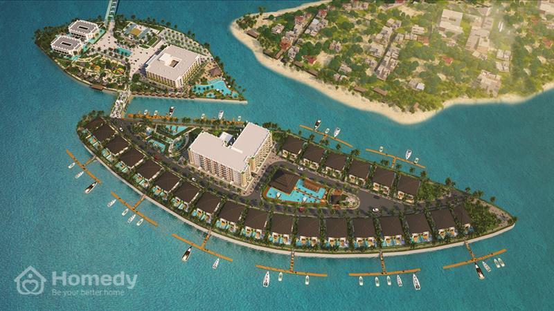 Dự án Khu phức hợp nghỉ dưỡng Cham Oasis Nha Trang Khánh Hòa - ảnh giới thiệu