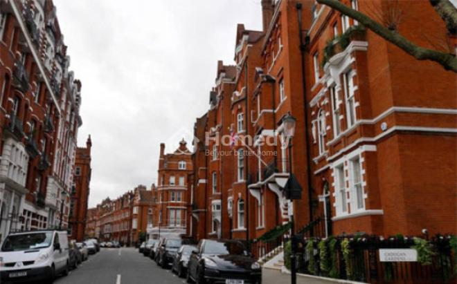 Bất động sản London