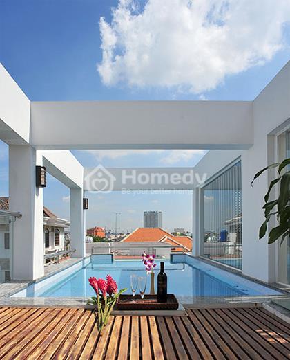 Những bể bơi đẹp ở Sài Gòn