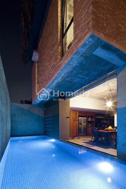 Bể bơi đẹp ở Sài Gòn