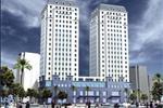 Chung cư BIG Tower tọa lạc trên khu đất có diện tích 5112 m2, BIG Tower gồm hai tòa tháp cao 19 tầng với thiết kế phóng khoáng cùng hai tầng hầm, đầy đủ tiện nghi hứa hẹn trở thành không gian sinh sống lý tưởng cho cư dân.