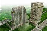 Chung cư Giảng Võ Complex Tower được xây dựng với tổng diện tích sàn khoảng 90.000 m2.