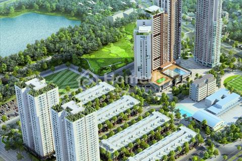 Khu chung cư HD Mon City