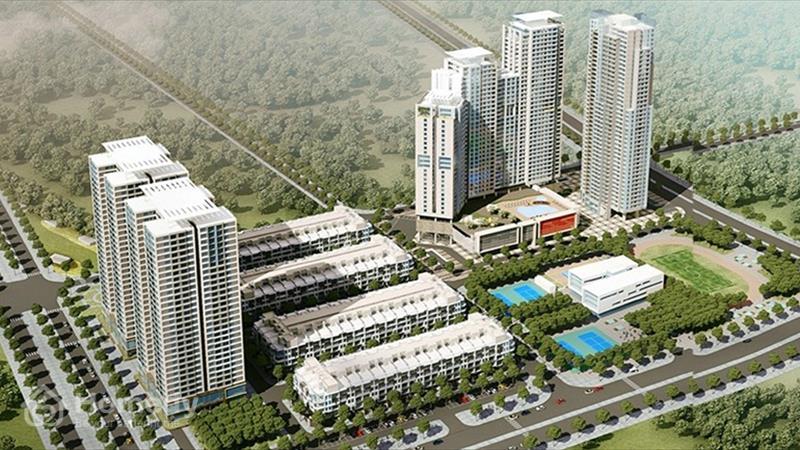 Dự án Khu chung cư HD Mon City Hà Nội - ảnh giới thiệu