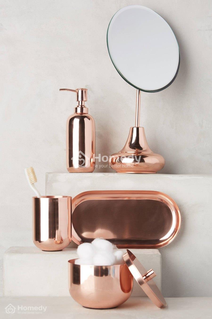 phòng tắm xinh xắn